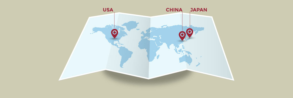 ETW International is a China-based marketing company with branches in Japan and the United States.